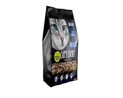 Cat's Lucky BLUE 7 LT - Uzun Tüylü Kediler için